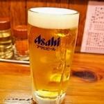 天山閣ハイハイ横丁 - 仕事終わりの生ビールが美味しい!!