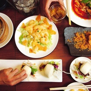 みんなでシェアして楽しい中華料理♪グループ向けコースあり!