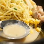 祭まる - スープ