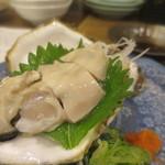 地魚酒場 魚八商店 - セルカキ刺