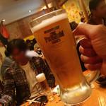 真心酒場 もんどころ - プレモルで乾杯!