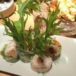 KICHIRI - 水菜の生春巻き