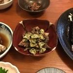 漁師小屋「麦穂」 - 「亀の手」超美味