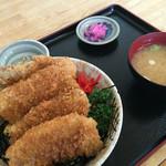 レストラン 味禄 - 料理写真:テリかつ丼