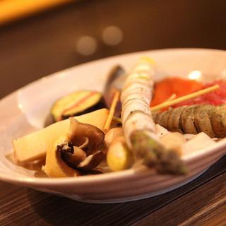 北海道の季節の食材たち