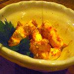 炉○楽 - クリームチーズチャンジャ