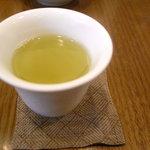 茶茶の間 - 本日のお茶
