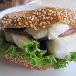 4352080 - 大漁旗サンドイッチ
