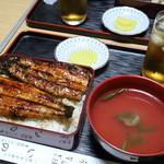 いの - 料理写真:鰻重