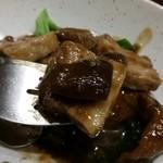 中国菜 一燈火 - ポルチーニ茸良い香り