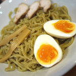 らーめん みのり - 魚坦つけ麺(750円)