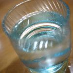 らーめん みのり - 純度の高い水は、NASA仕様?