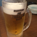 ニッポンまぐろ漁業団 - 生ビール プレモル
