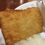 サッシ・ペレレ - チーズの包み揚げ