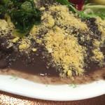 サッシ・ペレレ - 豆・肉・ソーセージの煮込み