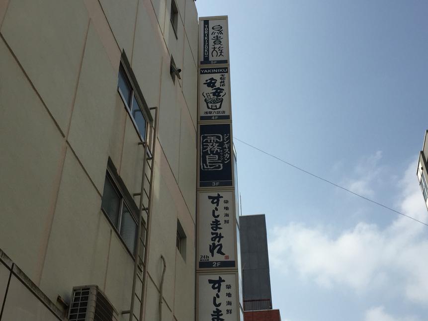 七輪焼肉 安安 浅草六区店