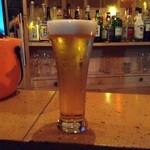 アンネ - ビール600円