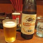 花屋 - ビール