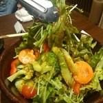 きょうと畑 - サラダは良し