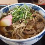 天咲 - 料理写真:広島牛そば 850円