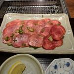 43538440 - 2015.10 牛たん定食100g
