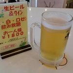 4354001 - ビール・ワイン飲み放題(1800円)
