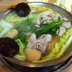 神戸ちゃんこ部屋 - 料理写真:塩ちゃんこ(東方ちゃんこ)