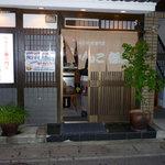 神戸ちゃんこ部屋 - お店の外観