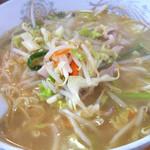 Yamafukuramen - 湯麺 (2015-10-22)
