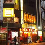マンチーズ - 外観(2階)
