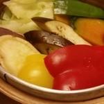 ハナマリ 石井 - 料理写真: