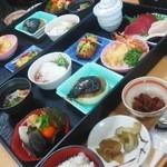 袋井観光センター - 料理写真:ランチセット