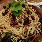 東北人家 - 干とうふの炒め物