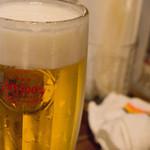 てぃーあんだ - 乾杯は勿論オリオンビール