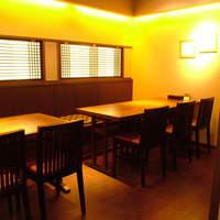 チャンチ - 落ち着いたきれいな空間で料理とおしゃべりを楽しめます☆