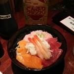 43550331 - 【したどん2015】若狭丼(1000円)