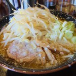 麺屋 和光 - 背脂味噌ラーメン\950