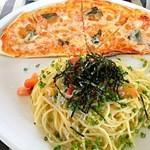 イタリア食堂トンノ - ハーフセット