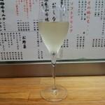 堂島精肉店 - グラスワイン