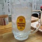 堂島精肉店 - チューハイレモン