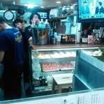 堂島精肉店 - 精肉店がそのまま飲食店に・・・