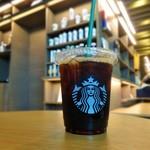 スターバックスコーヒー - ドリンク写真:アイスコーヒー(トールサイズ)345円