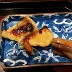 銀座 日本料理 朱雀 - 焼き物