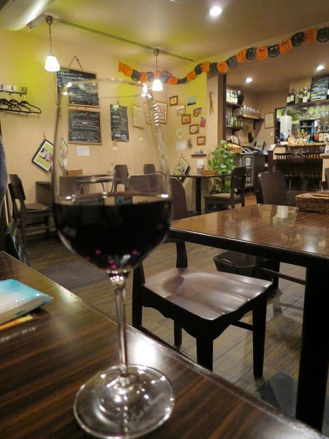 タニッチョ - 赤ワイン(2015年10月)