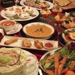 ミルチ - 本場インドのたくさんのお料理ハキカット。