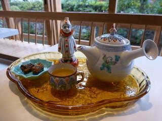 お茶と酒 たすき - 食器は、すべてリサイクル品とのお話しでした☆☆☆