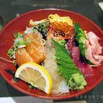 松葉寿司 - 海鮮丼