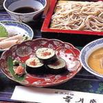 幸月庵 - 料理写真:そば料理
