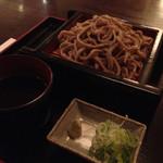 蕎麦とお野菜 おもてなし花桐 - せいろ(ハーフ)