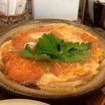 串処 満蔵 - 鹿児島県産、南洲豚と言うのを使われています、とても柔らかく、味わいある豚ロースです